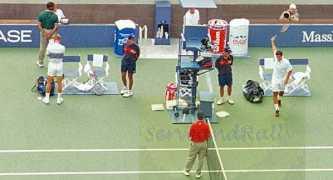 1997 US Open P. Sampras vs. Petr Korda