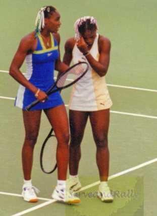 1999 Australian Open Venus & Serena