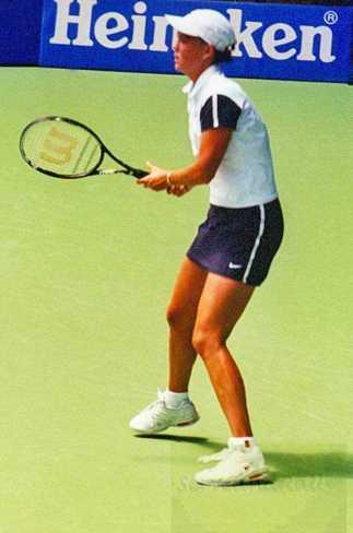 1999 Australian Open Lindsay Davenport