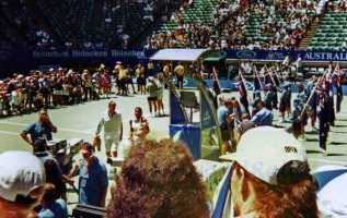 1999 Australian Open Mixed Doubles Final