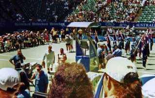 1999 Australian Open Mixed Doubles Final