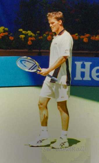 1999 Australian Open Men's Final Thomas Enqvist