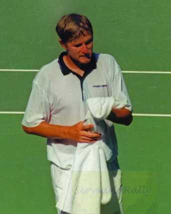 1999 Australian Open Men's Final Yevgeny Kafelnikov