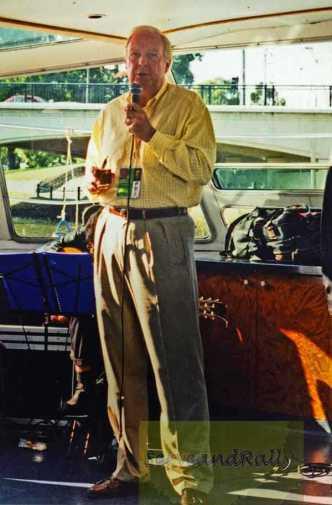 1999 Australian Open Fred Stolle