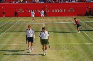 1999 Stella Artois Mark Woodforde & Todd Woodbridge vs. Alex O'Brien & Sebastien Lareau