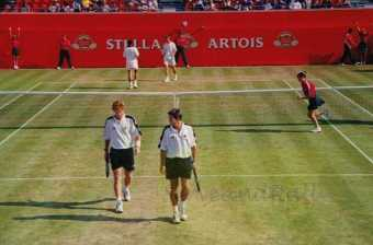 1999 Stella Artois Mark Woodforde & Todd Woodbridge vs. Alex O'Brien & Sebastien Lareau