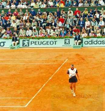 2000 Roland Garros Conchita Martinez