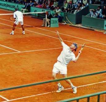 2000 Roland Garros John McEnroe