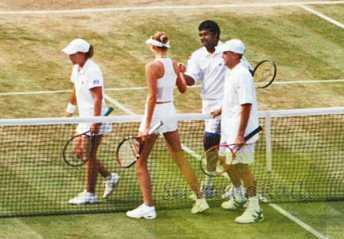 2002 Wimbledon Mixed Doubles