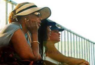 2004 Olympics Oracene Price, Venus and Zina Garrison