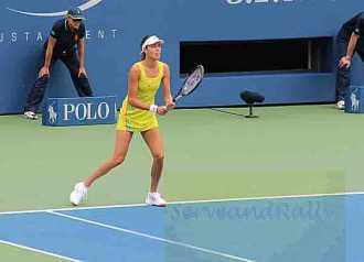 2012 US Open Ana Ivanovic