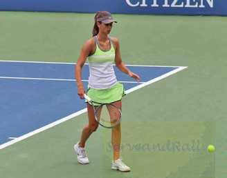 2012 US Open Tsvetana Pironkova
