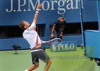 2012 US Open Martin Klizan