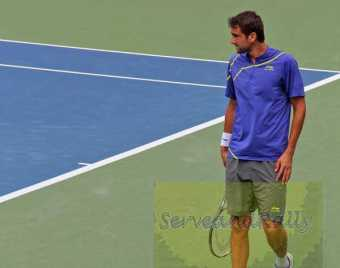 2012 US Open Marin Cilic