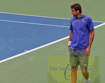 2012 US Open Marin Cilic