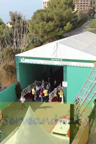 Entrance to MCRM
