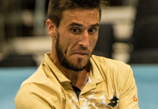 Dzumhur makes first final and nets career high ranking