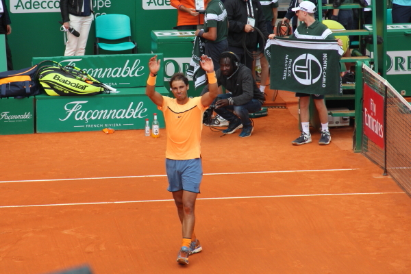 Nadal sets another Dimitrov showdown