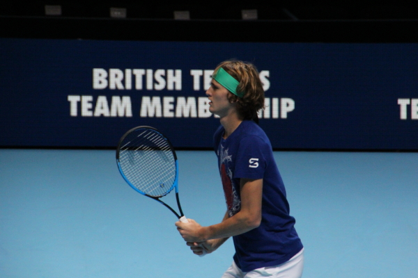 Zverev in London