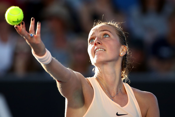 St. Petersburg Kvitova extends winning streak