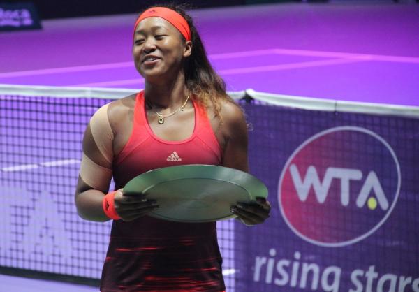 Osaka dominates Pliskova quarterfinalists quarterfinals