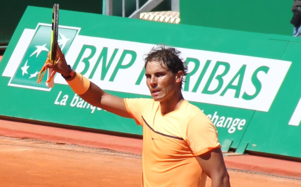 history Monte-Carlo final test for Nadal