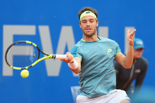 Cecchinato first time champion