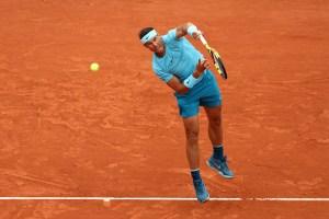 2018 RG Nadal