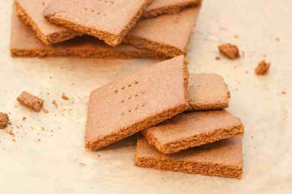 Graham Crackers from scratch