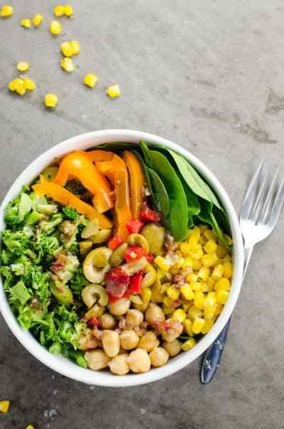 chickpea-broccoli-bowls