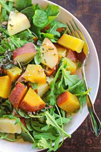 golden-beet-potato-and-arugula-salad-with-tarragon-vinaigrette-6803