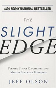 The Slight Edge book by Jeff Olson