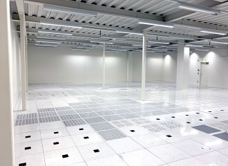 underutilized data center space
