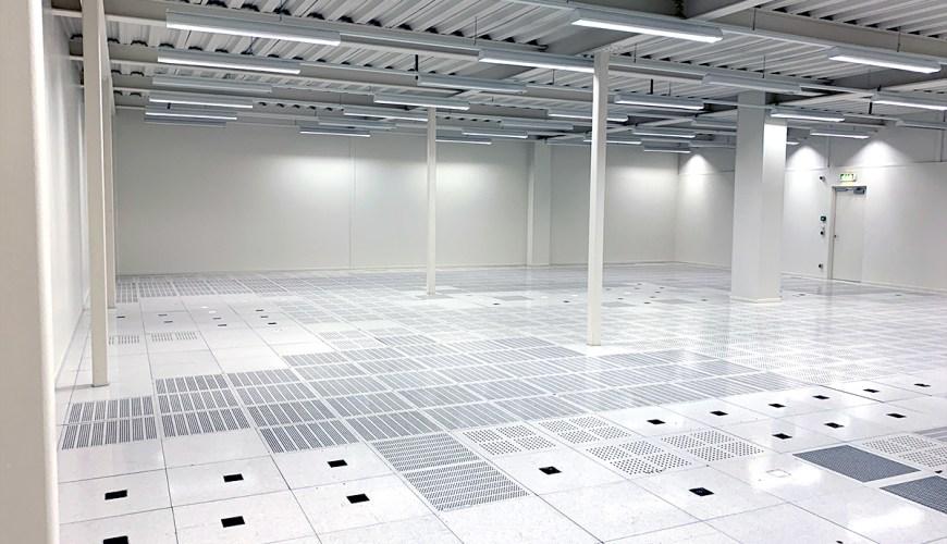 underutilized data center space