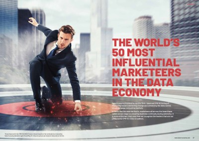 Data Economy CMO 50 - 2