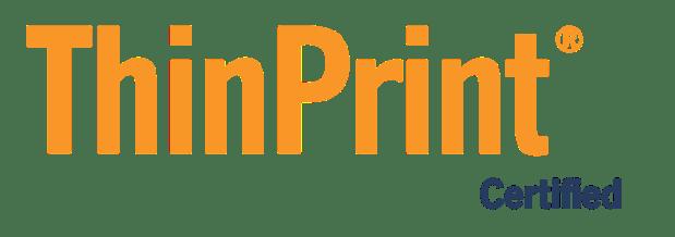 ThinPrint Partner certificato.