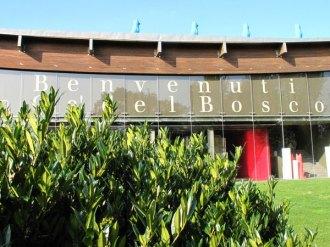 La sede di Ca' del Bosco