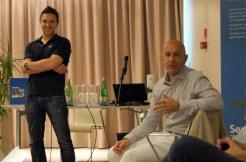 Andrea Mazzoni e Davide Galanti