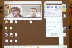 La web conference con UFI Filters - Paolo Cavallari in India