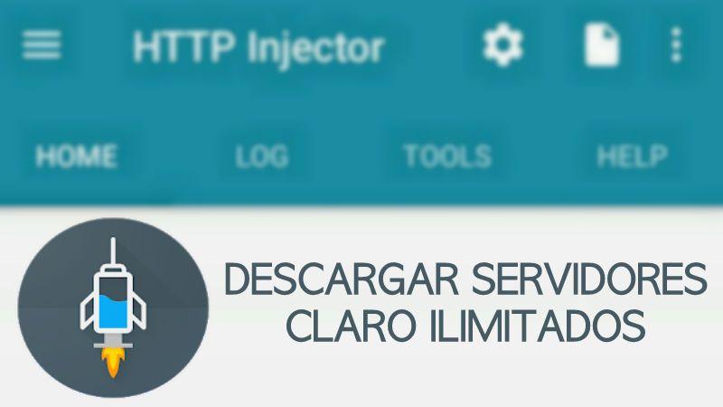 Servidores Claro Http injector 2019 para TODOS los países FULL
