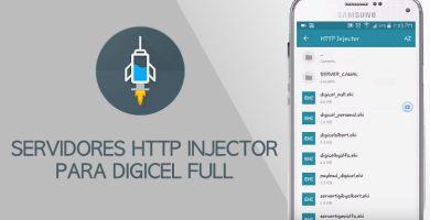 servidores digicel http injector 2019 internet gratis