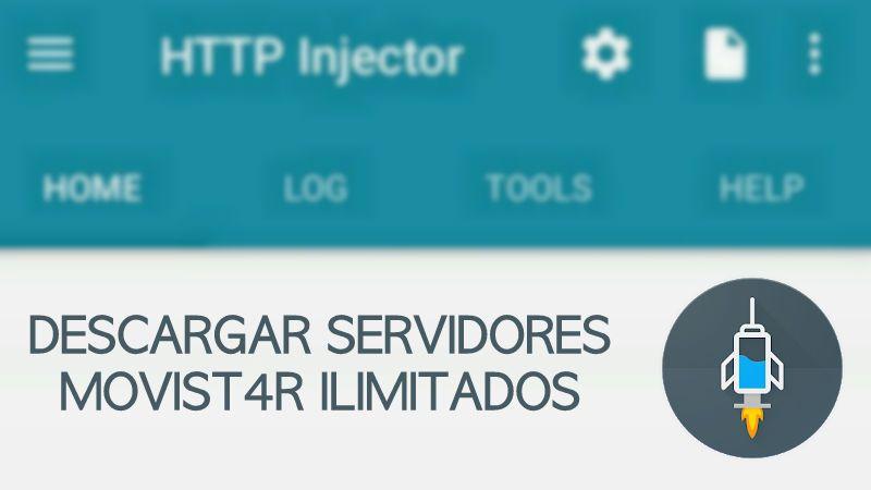 Servidores Movistar Http injector 2019 TODOS los países