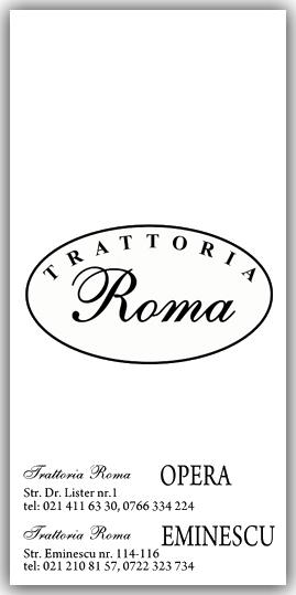 trattoria roma