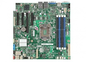 Intel Brand Server Motherboards for Haswell Xeon E31200 V3 Processors