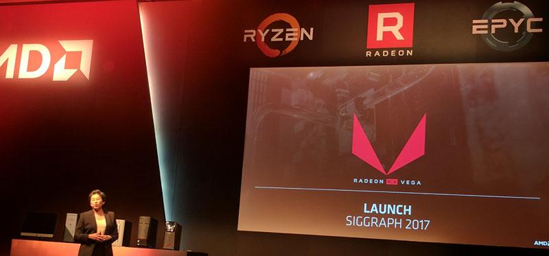 Image result for AMD Details Ryzen Mobile, Threadripper, Radeon Vega, and Epyc at Computex 2017