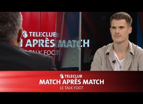 Match après match du 14 juin avec Steve Rouiller (Teleclub Romandie)