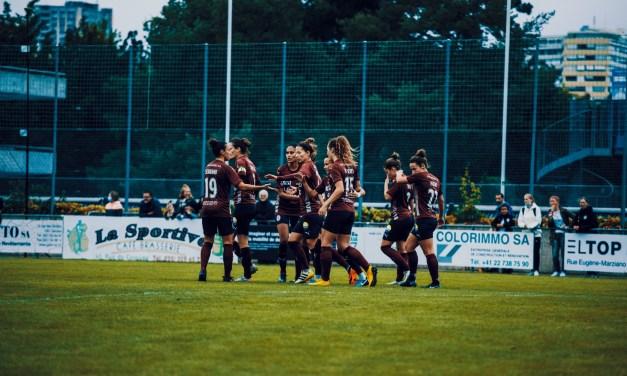 FC Erlinsbach – Servette FC Chênois Féminin : En avant pour la coupe !