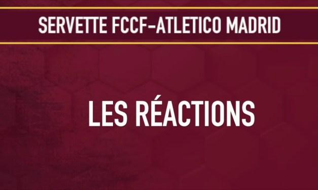 Servette – Atlético Madrid : les réactions