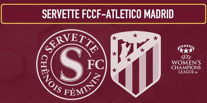 Servette FC Chênois Féminin – Club Atlético de Madrid : De Genève à l'Europe