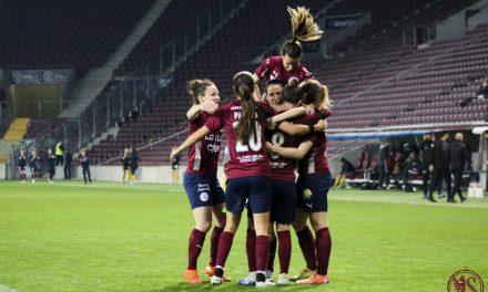Servette FCCF – YB Frauen 2-0 : Direction les quarts !